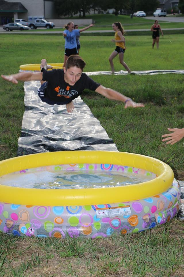 Kiddie Pool 2017