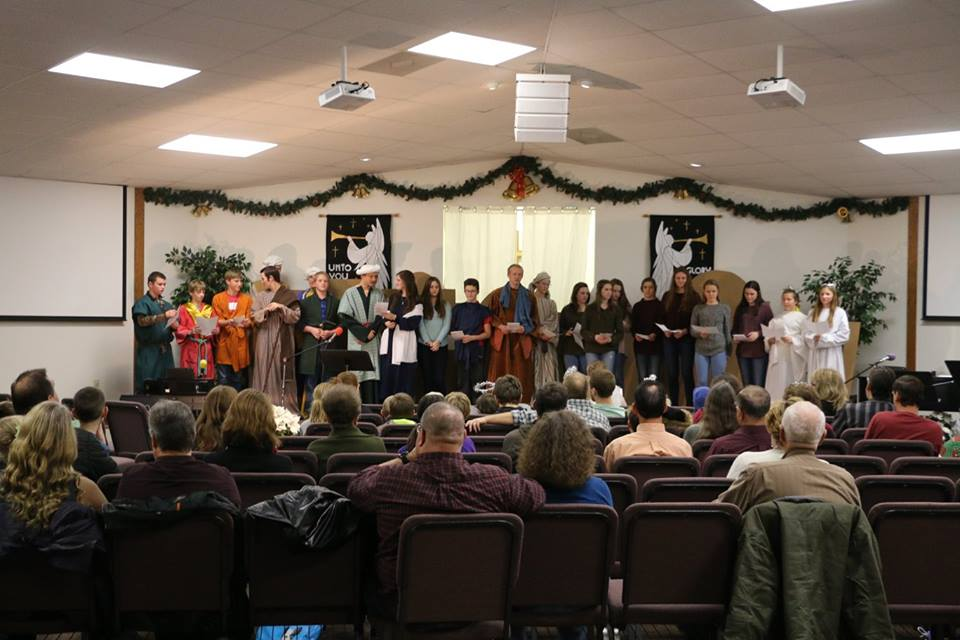 Youth Christmas 2017