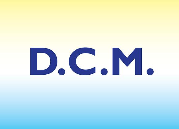 D.C.M.