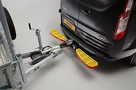 Towstep with towbar