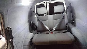 Extra VW Caddy Maxxi seats