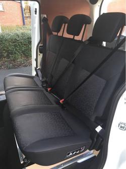 Doblo Seats