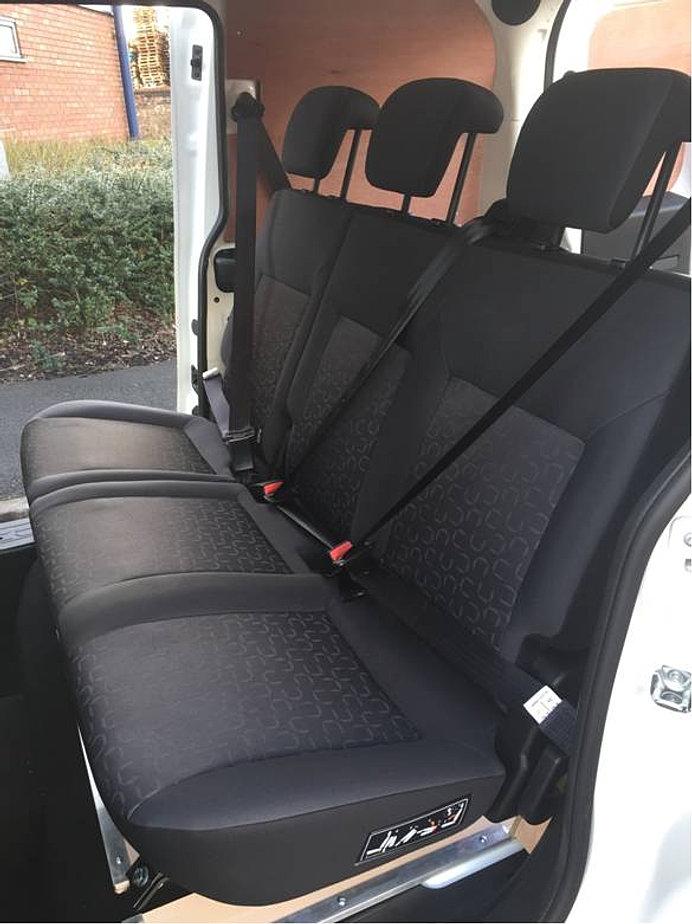 Van Seat Conversions Seat Conversions Fastfit Midlands