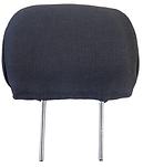 Fixed headrest