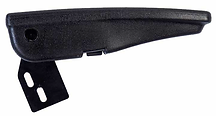 Folding armrest