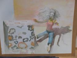 Barbie Watercolor 4
