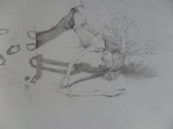Barbie Drawing 4