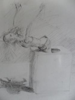 Barbie Drawing