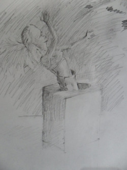 Barbie Drawing 2