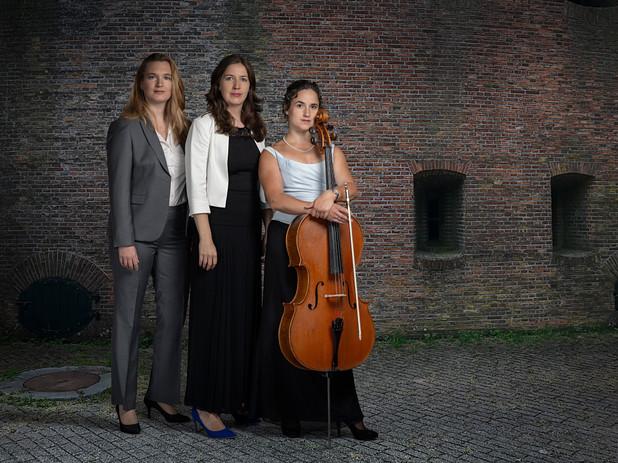 Oihana, Lineke, Rosalinde 3
