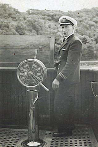 Captain Beaton on Lochiel