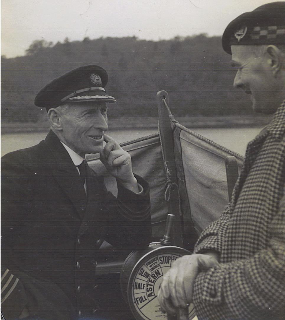 Captain L Beaton