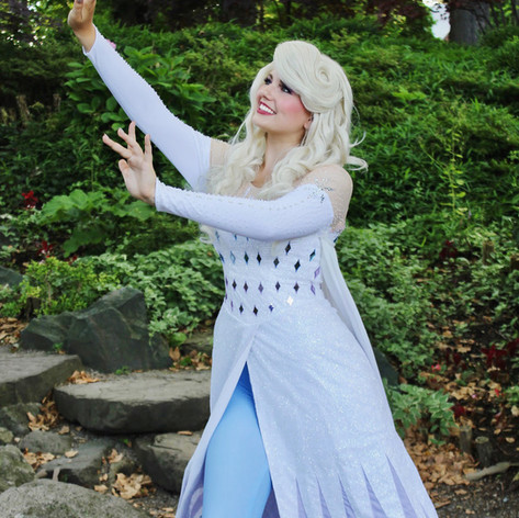 Ice Queen (spirit gown)