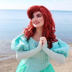 Mermaid Princess (Gown)