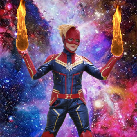 Galactic Hero