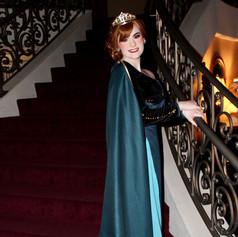 Snow Princess (queen gown)
