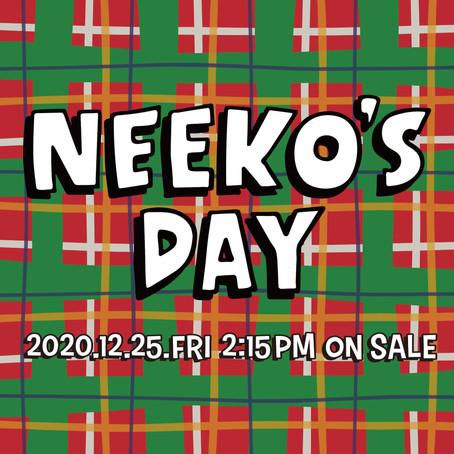 Neeko's Day START!!
