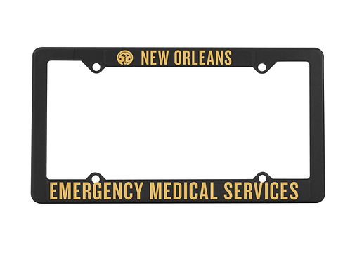 License Plate Cover/Frame
