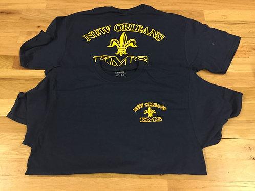 New Orleans EMS T-Shirt Cotton Shirt