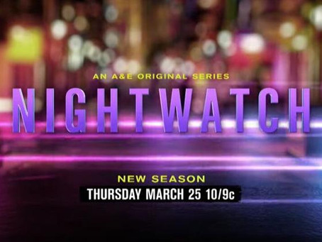 NOEMS featured on A&E's NightWatch
