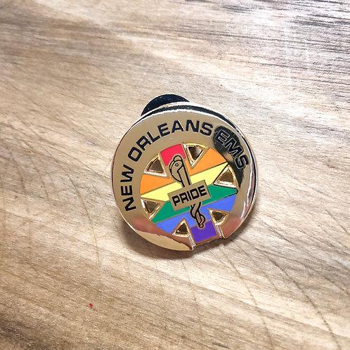 NOEMS Pride Pin (Enamel Pin)