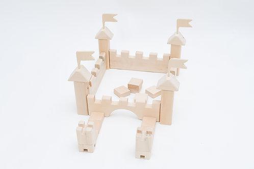 Castelul de lemn