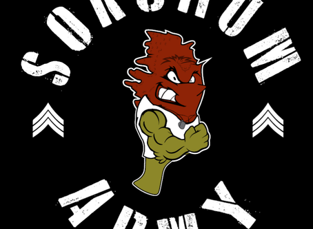 """New Website and """"Sorghum Army"""" Campaign"""