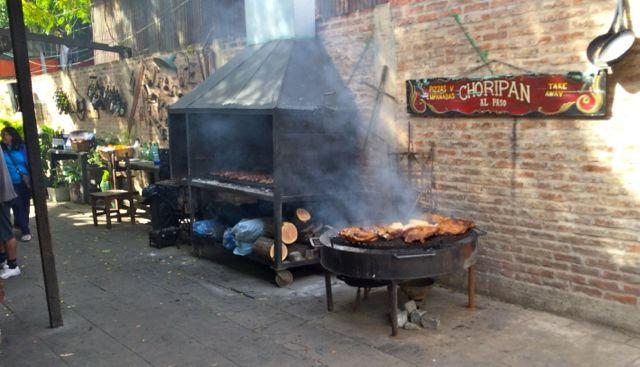 BBQ - Argentine style