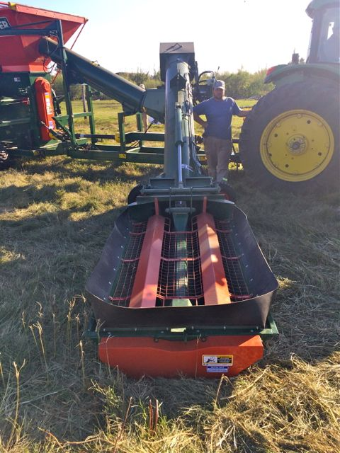 Extracting Grain