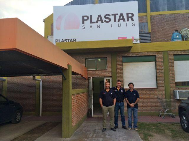 Plastar Offices - San Luis