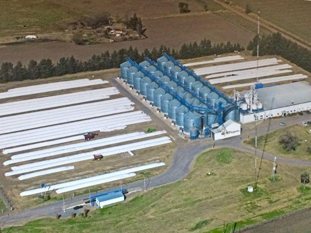 Grain Storage en-masse