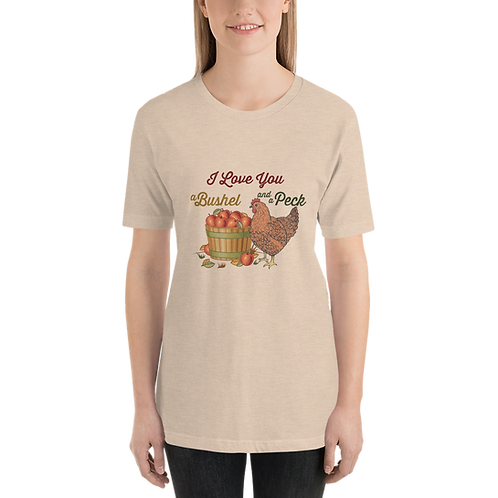 Bushel and a Peck Unisex T-Shirt