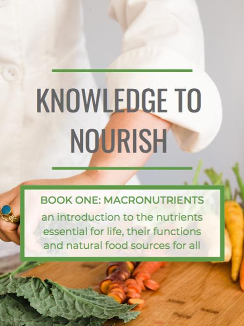 Knowledge to Nourish