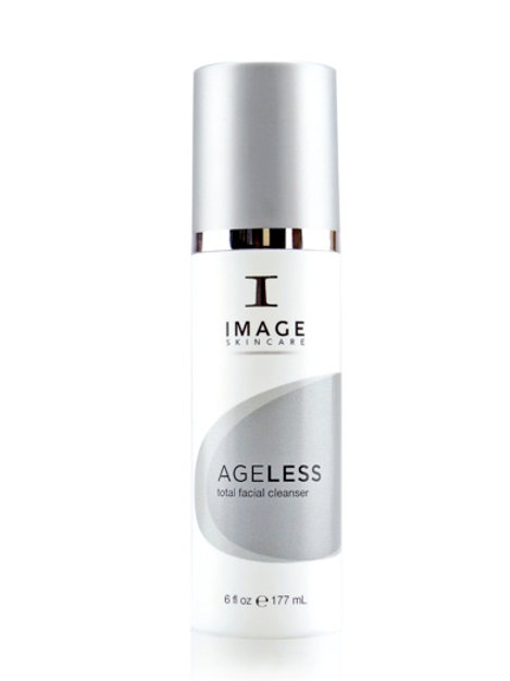 IMAGE - AGELESS total facial cleanser
