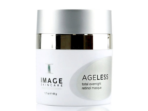 IMAGE - AGELESS total overnight retinol masque