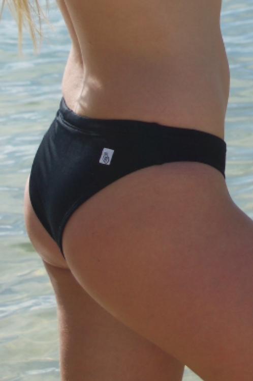 Midnight - Surfer bikini briefs.