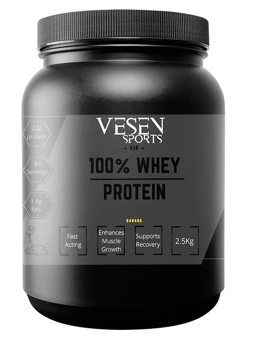 Protein Powder Banana