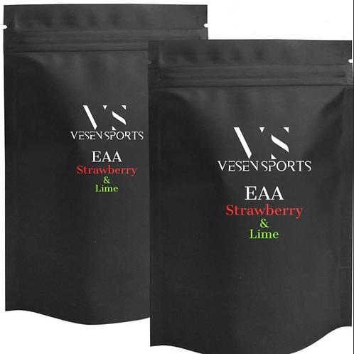 EAA Strawberry & Lime Sample