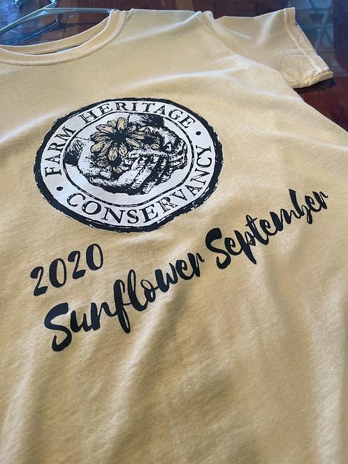 Sunflower September T-shirt