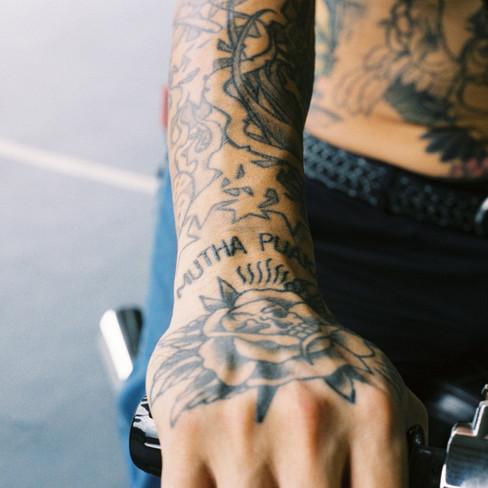 Ed's Hand