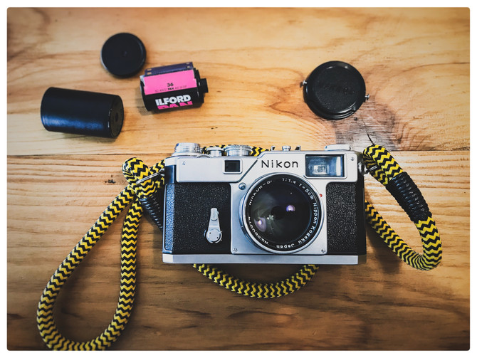 Hyperion Camera Strap