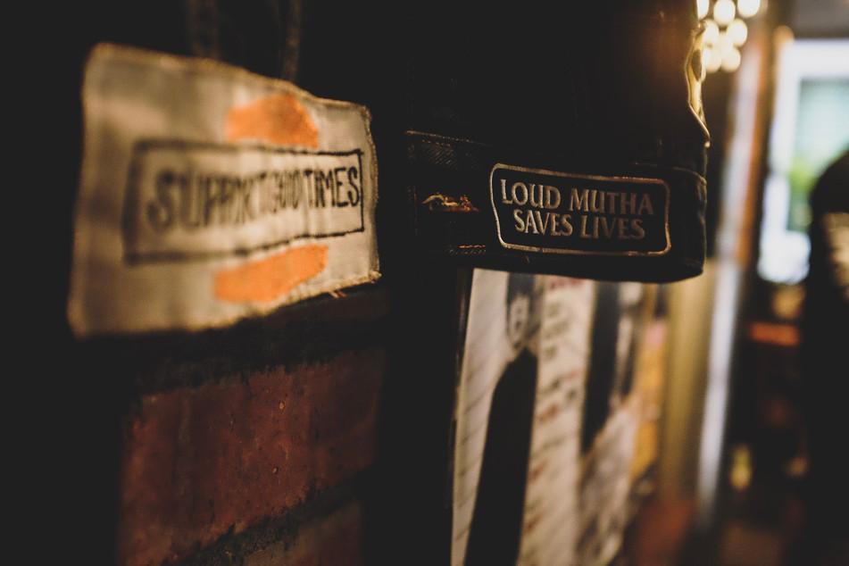 loud mutha saves lives