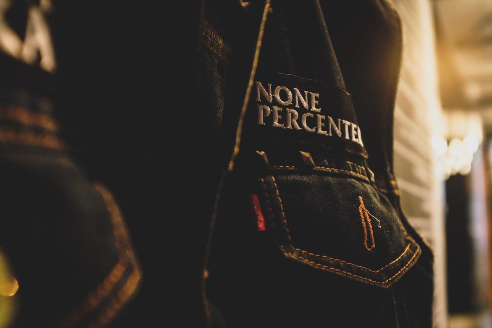none percenter