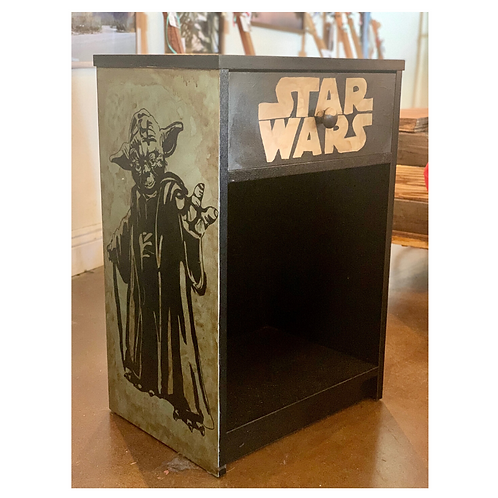 Star Wars End Table