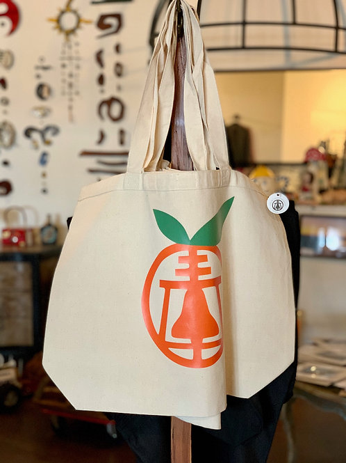 Raincross Orange XL Tote