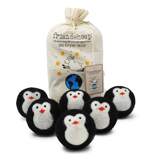Friendsheep Eco Penguin Dryer Balls