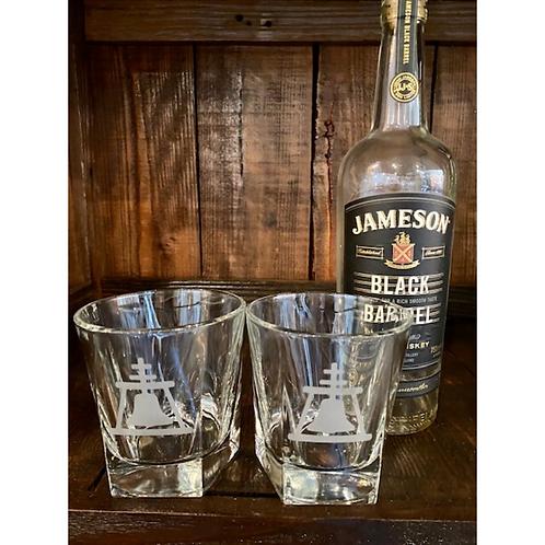 Raincross Glassware