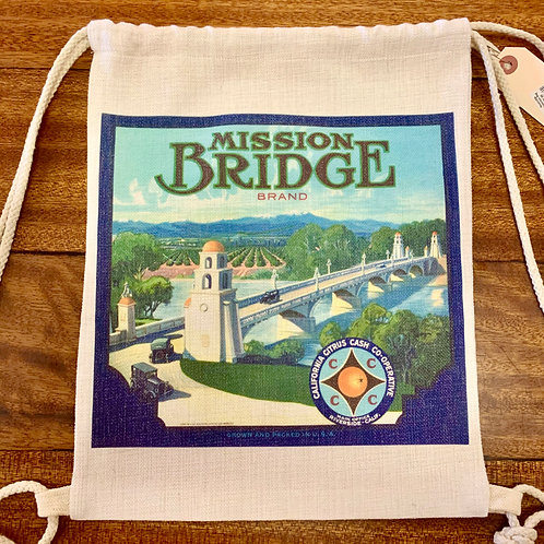 Storm & Co Mission Bridge & Raincross Reversible Bag