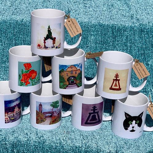 Van Stockum Art Mugs