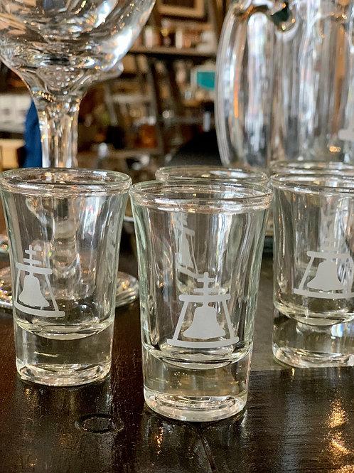 Raincross Shot Glass